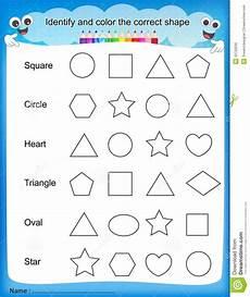 esl worksheets shapes 1099 excel colours worksheet for free printable worksheets preschoolers e shapes