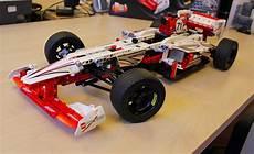 Completed Lego Formula 1