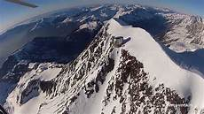 Refuge Du Go 251 Ter Gervais Mont Blanc Mars 2012
