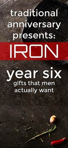6th Year Wedding Anniversary Gifts For Him
