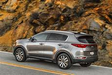 2017 kia sportage ex review new look for an favorite