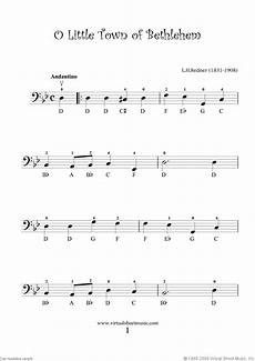 cello sheet carols quot for beginners