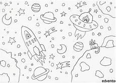 Ausmalbilder Drucken Weltraum Ausmalbilder Weltraum Malvor