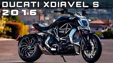 2016 ducati xdiavel s review rendered price specs release