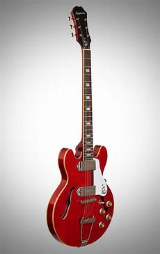 epiphone casino coupe review epiphone casino coupe electric guitar cherry