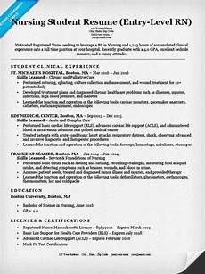resume sle for nursing student nursing student resume sle entry level nurse sle for