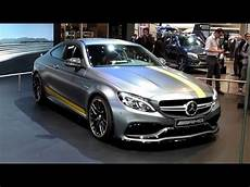 Mercedes Amg C63s - all new mercedes amg c63s edition 1 coupe