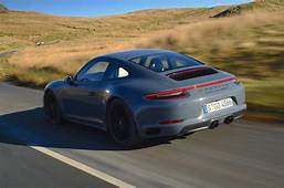2017 Porsche 911 Carrera 4 GTS PDK Review  Autocar
