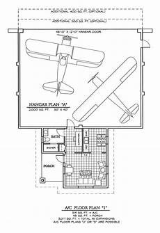 hangar house plans grass roots airpark