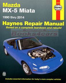 book repair manual 1997 mazda miata mx 5 miata shop manual mx5 service repair mazda mx 5 book haynes chilton workshop ebay