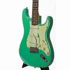 Fender Custom Shop 65 Heavy Relic Stratocaster Seafoam