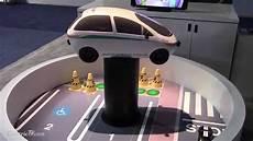 360 degree free view car demo by sharp