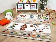 Kinderlen Und Teppiche by Kinder Teppich Savona Farm Tiere Bunt Teppiche Kinder