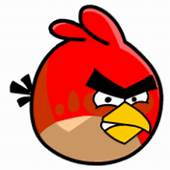 How To Draw The Red Angry Bird Step By Video Game