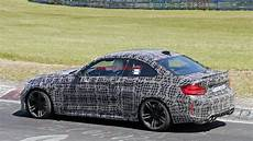 2020 bmw m2 cs spied testing at the nurburgring autoblog