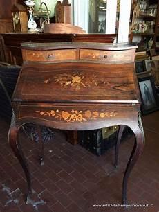mobili d epoca mobili antichi bureau e trumeau antica ribaltina