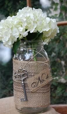 Ideas For Jars For Weddings decorative burlap 1 2 gallon jars by the jar by