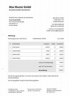 rechnungsvorlage f 252 r barzahlung oder