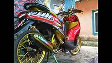 Modifikasi Mio Fino by Motor Trend Modifikasi Modifikasi Motor Yamaha Mio