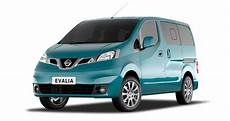 Nissan Evalia Trust Rent A Car Chania