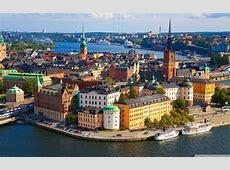 Stockholm, Sweden, Europe 4K HD Desktop Wallpaper for 4K