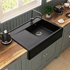 lot evier granit noir 1 grand bac kiwi mitigeur grohe