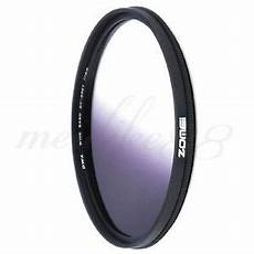 77mm Universal Lens Filter Canon Nikon by Zomei Universal 77mm Ultra Slim Graduated Grey Lens Filter