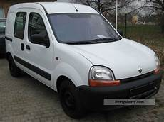 reno kangoo 2002 renault kangoo 1 4 automatic and air conditioning 2002 box