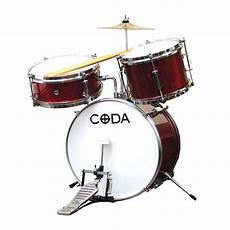 Coda 3 Junior Drum Set Great Products