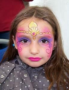 kinderschminken prinzessin kinder schminken kinder