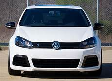 painted vw golf 6 mk6 r line r 20 style kit front