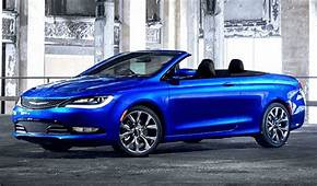 2019 Chrysler 200 Convertible Review Price Specs