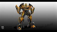 Transformers 5 Bumblebee Concept Fan Made