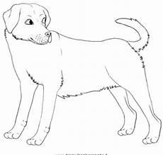 cani da colorare disegni gratis
