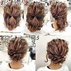 Einfache Frisuren Für Schulterlange Haare - einfach und sehr edel frisuren frisur hochgesteckt und