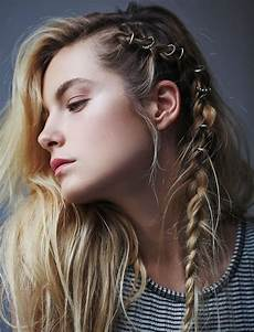 Hairstyles With Side Braids