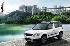 Skoda Yeti Adventure Edition For Uk Carsfresh