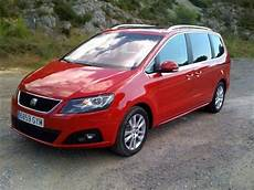 Seat Alhambra 7 Seater Cars