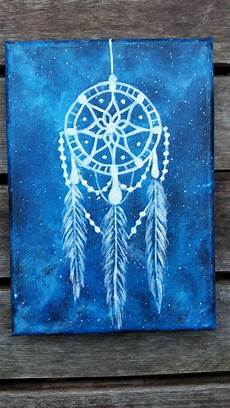 Dreamcatcher Painting Dreamcatcher Canvas By