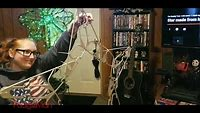 How To Make A Star Out Of Clothes Hangers!