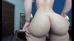 Perfect Naked Butt