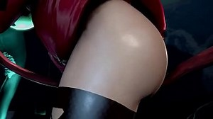 Claire Redfield Lingerie