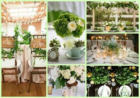 hanging centerpieces tips for a stylish st patrick s day wedding