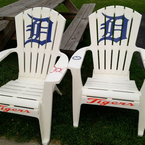 detroit tiger chairs my crafts chairs