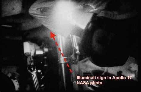 Illuminati Ufo ufo sightings daily illuminati sign on astronaut in