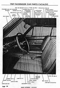1966 Charger Interior Page