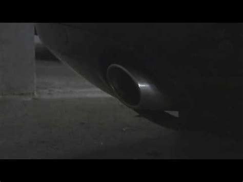 aston martin db quick silver exhaust youtube