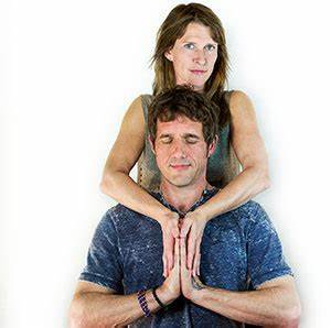 The Divine Intertwine  U2013 The Love Story Of Two Yogis