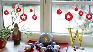 Fensterdeko Weihnachten Kinder : fensterbilder im winter ideen edding ~ Yasmunasinghe.com Haus und Dekorationen