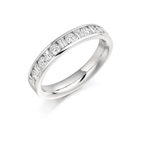 diamond eternity wedding ring collection